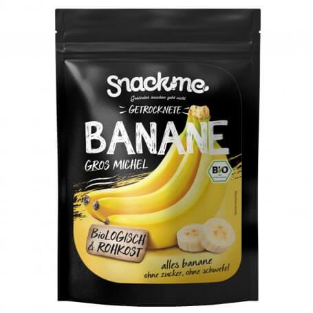 bio getrocknete bananen gros michel