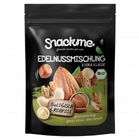 bio nussmischung mit macadamia