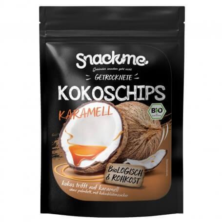 bio kokoschips karamell