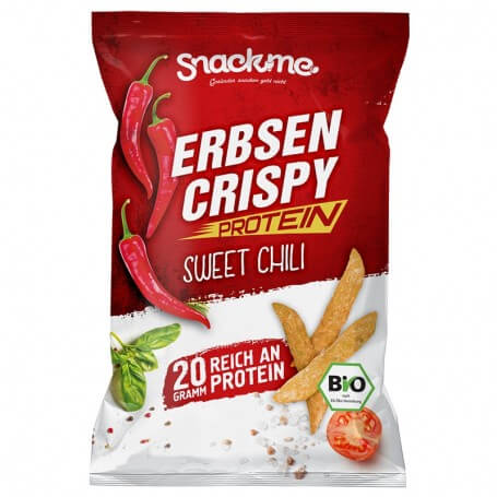 Erbsen Crispy Sweet Chili