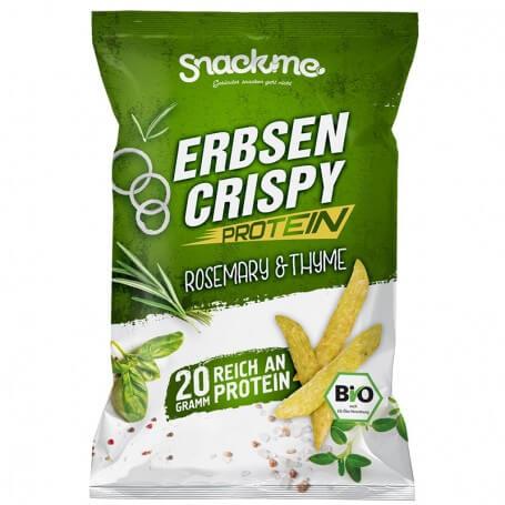 Erbsen Crispy Rosemary Thyme