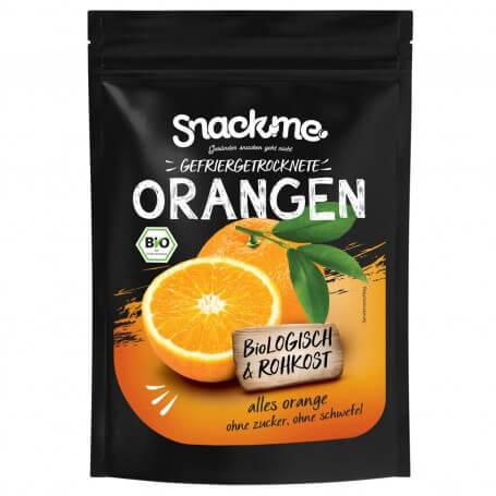 orangen gefriergetrocknet