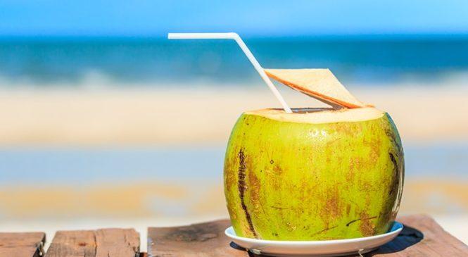 Kokosnuss öffnen – so funktioniert es wirklich.