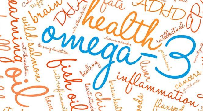 Omega-3 in Chia Samen