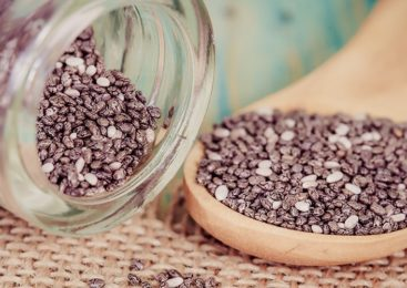 Chia Samen – das Superfood der Superlativen.