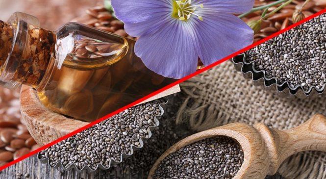 Leinsamen, die heimische Alternative zu Chia Samen