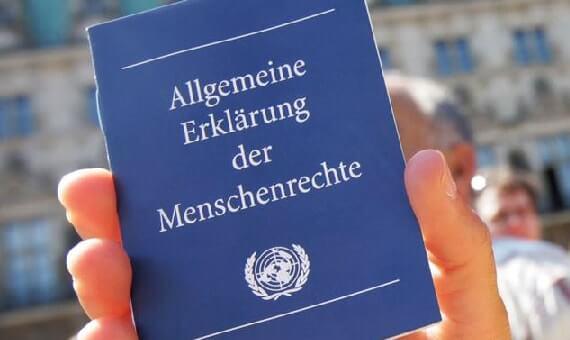 Allgemeine Erklärung über die Menschenrechte