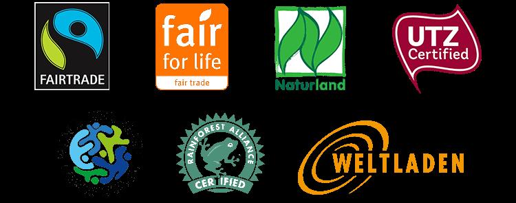 Die wichtigsten Fair Trade Siegel im Überblick