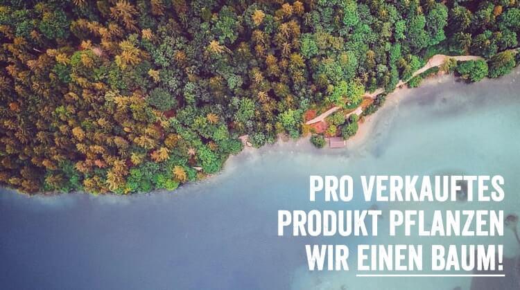 Ein Produkt ein Baum