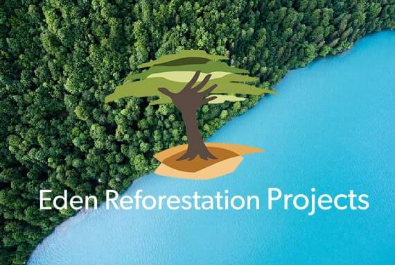 Eden Reforestation Projects Logo