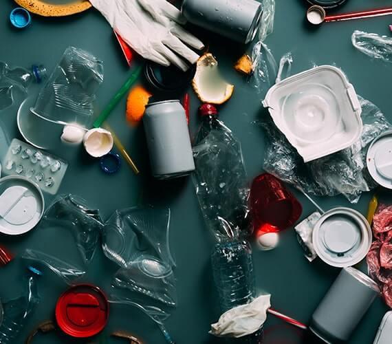 Plastikverpackungen