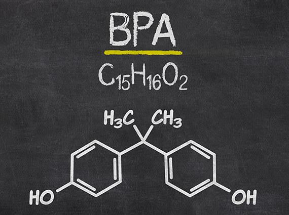 BPA chemische Formel