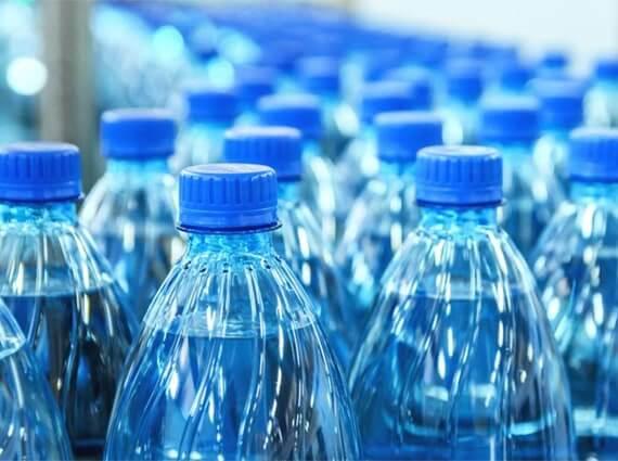 PET-Flaschen mit BPA