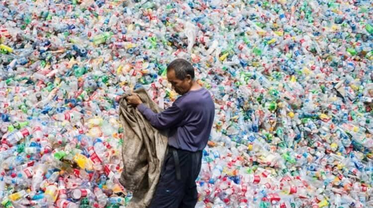 Plastikimport in China