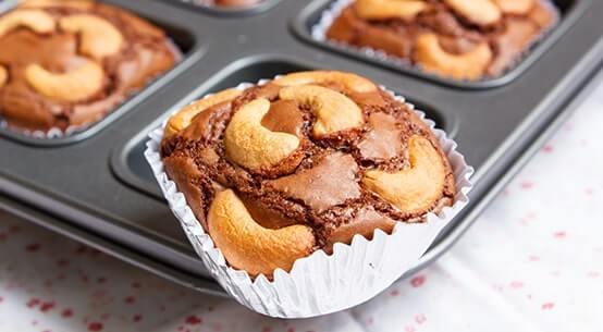 Cashew Muffin