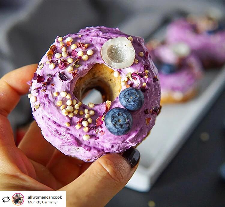 donut mit coquitos