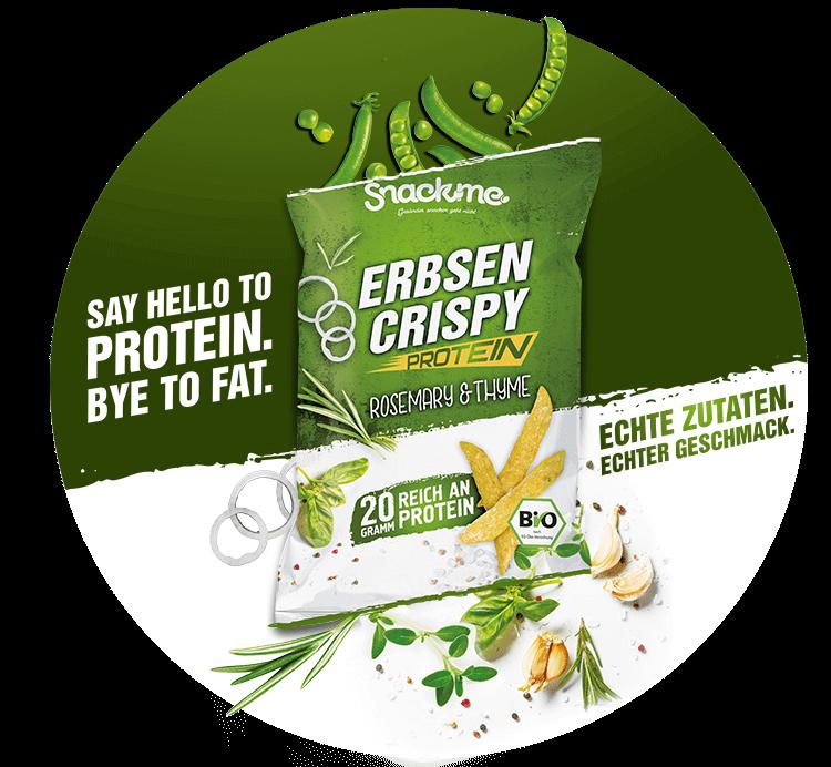 proteinchips erbsen crispy
