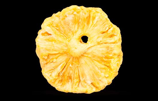 Bio getrocknete Ananas Cayenne