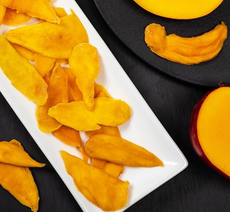 Bio wilde getrocknete Mango
